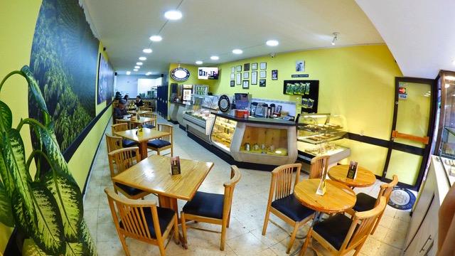 Café don Pedro calle 90