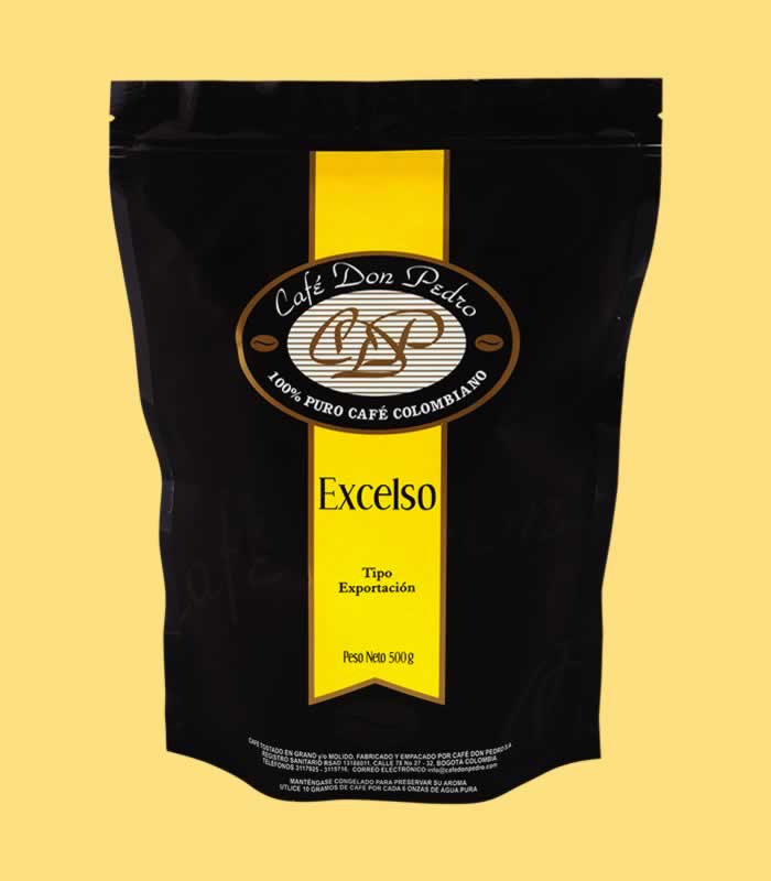 cafe don pedro 500gr