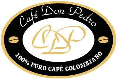 Logo Café Don Pedro