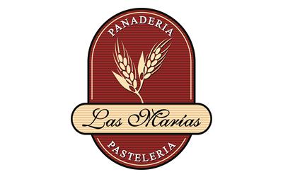 Logo Panaderia y Pasteleria las Marias